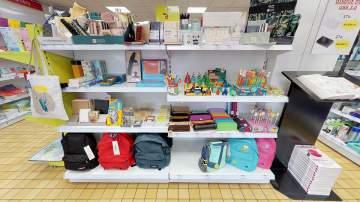 Vente de fournitures de bureau et fournitures scolaires à Toulouse