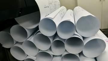 Impression en grand format: bâche, papier, vinyle à Toulouse
